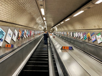 Posters from the Underground