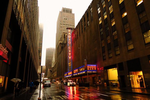 New York City -Radio City Music Hall