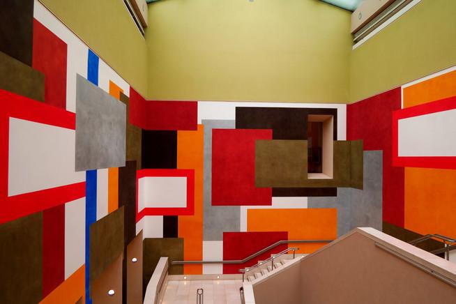 Staircase, Tate Britain