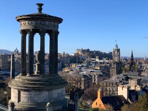Edinburgh - from Calton Hill