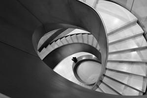 Wellcome Institute Staircase