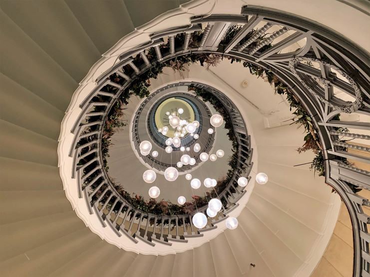 Staircase at Heals