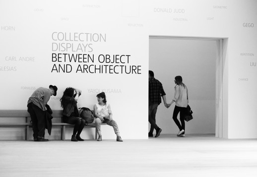 Between Object and Architecture