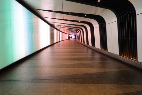 Tunnel at King's Cross Station
