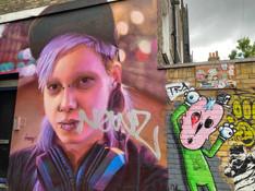 Irony, Camden Town