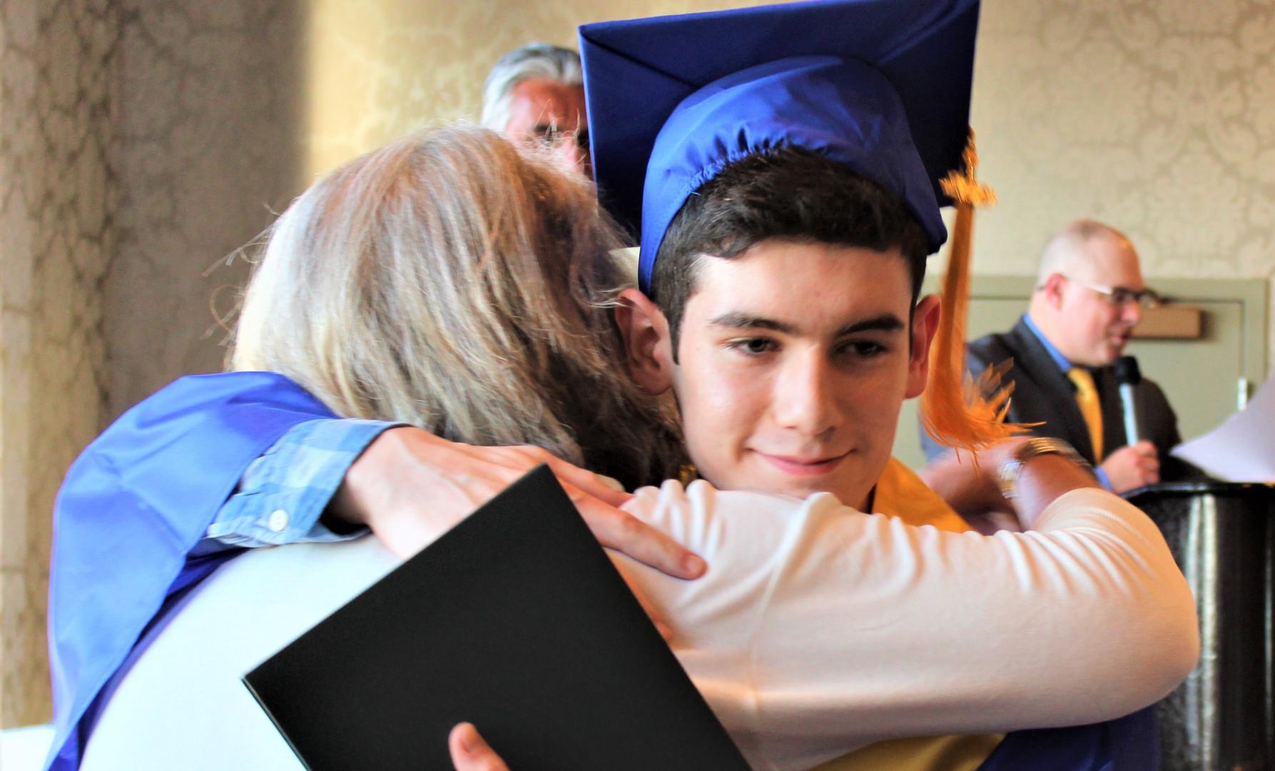 Brian hugging Leslie.JPG