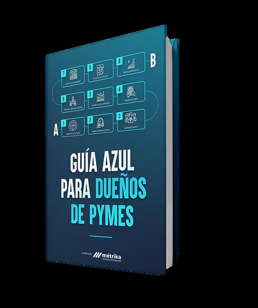 Guía Azul ara dueños de PYMES