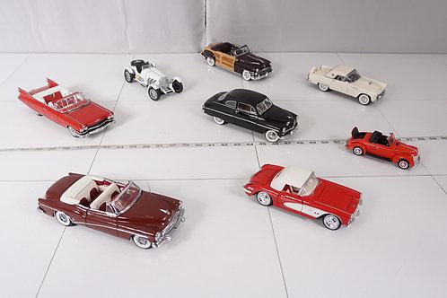 M B I Classic Model Cars