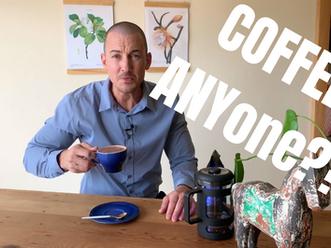 Gareth Tennant - Coffee ANYone??