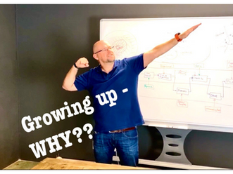 Anthony Stewart - Growing up - WHY??