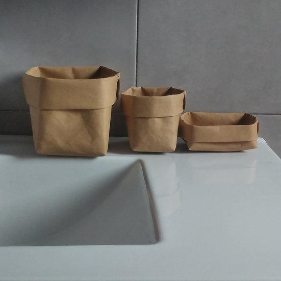 cestas organizadoras baño ecologicas y sostenibles