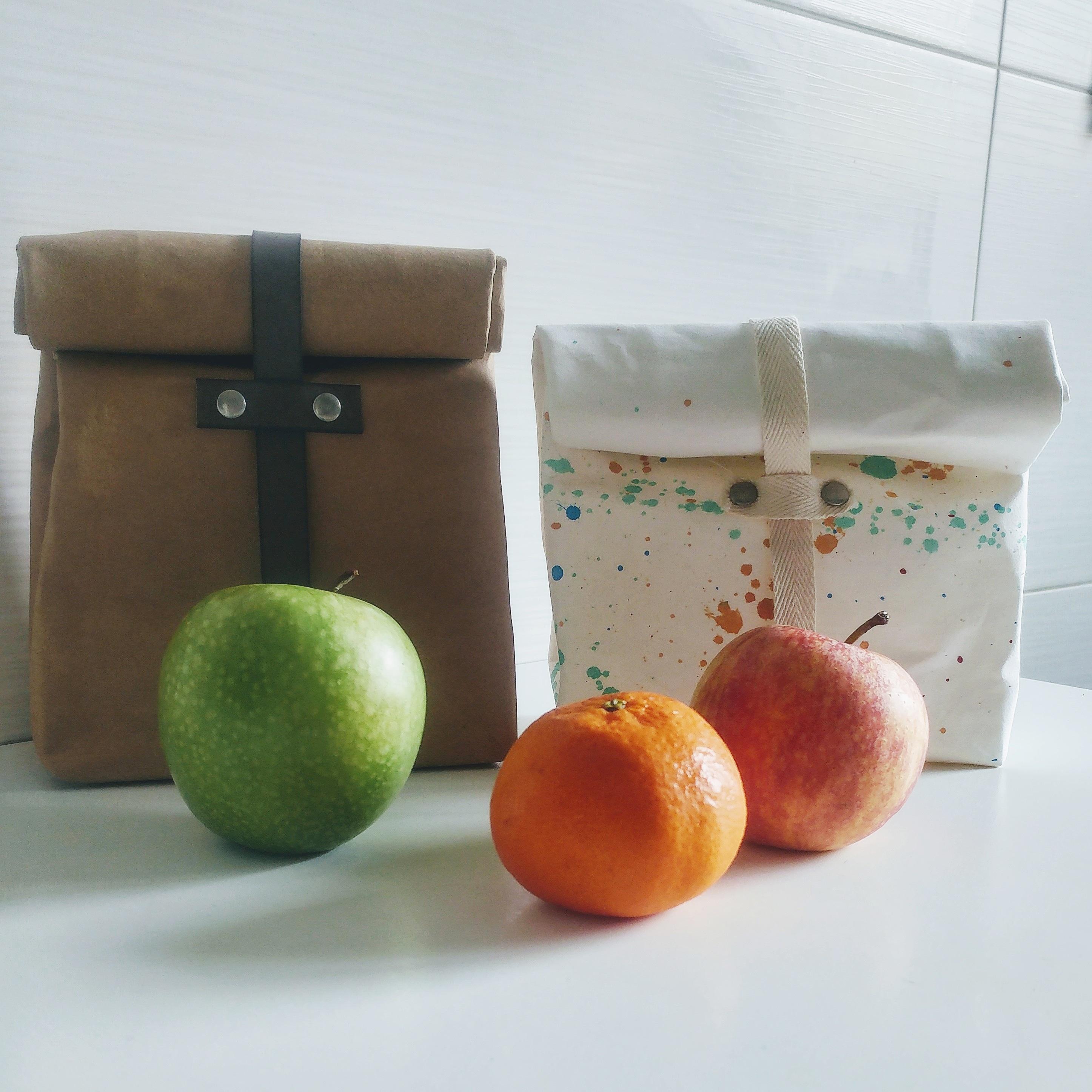 conjunto bolsa almuerzo