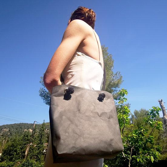 bolso sostenible negro