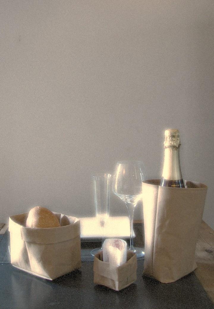cestas ecologicas para mesa o restaurante