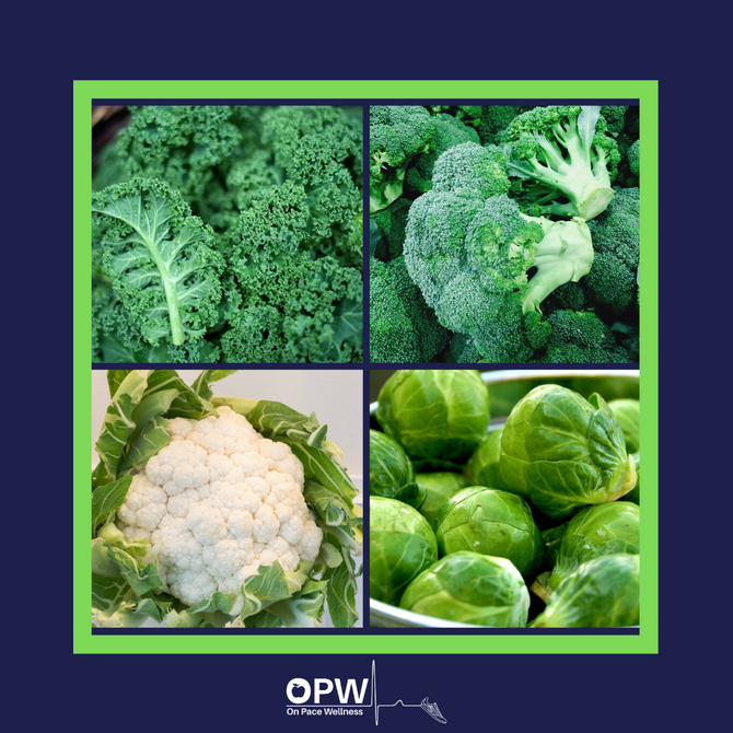 Nutrition Spotlight: Brassicas