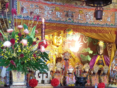 Mazu and Her Temples