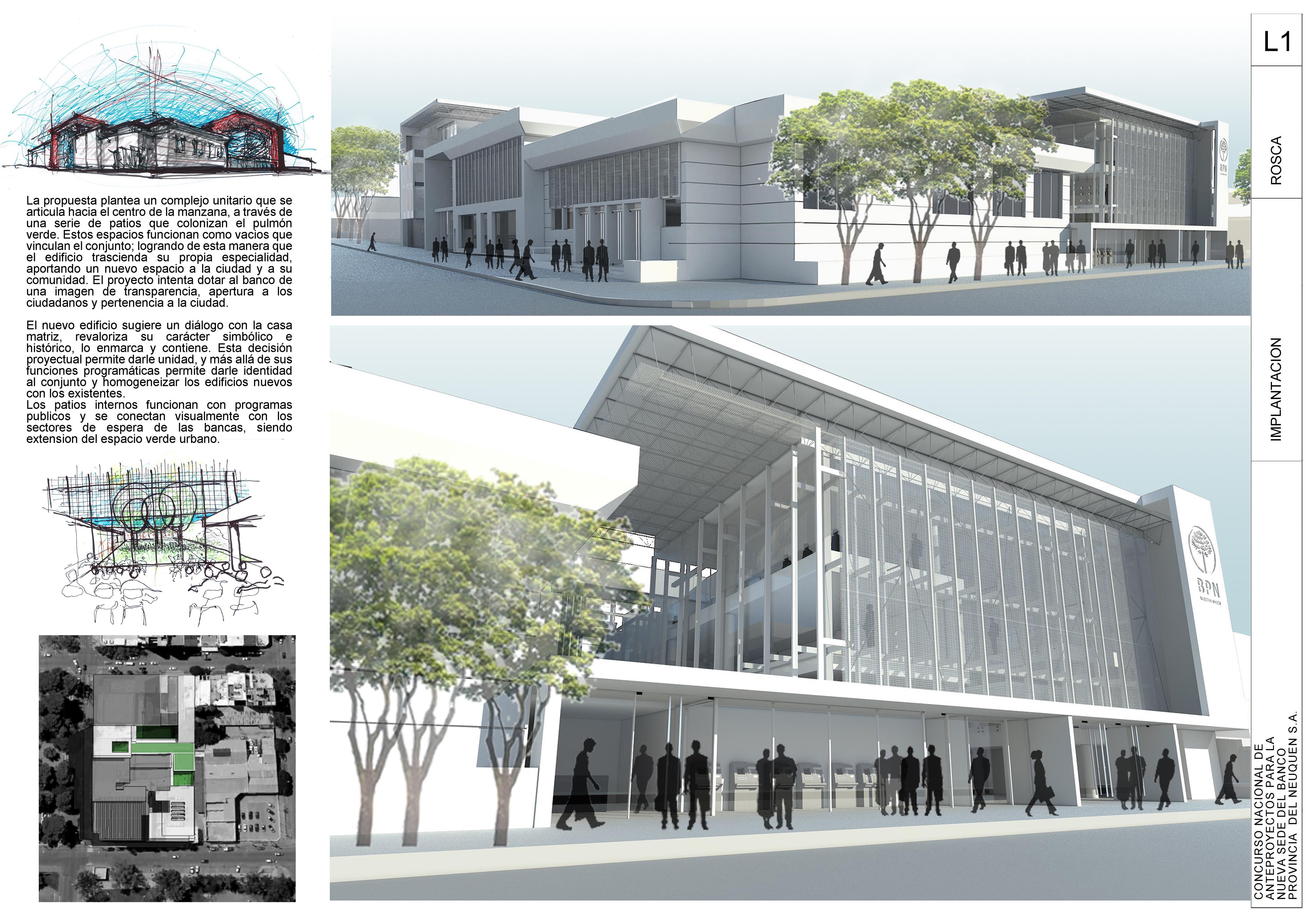 BPN | Luis Castillo Arquitecto Neuquen