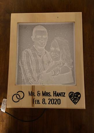 Hantz Wedding Gift