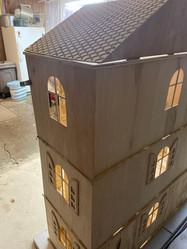 Doll House closeup