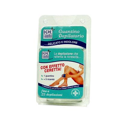 DEPILFARMA® Natural - Guantino depilatorio corpo
