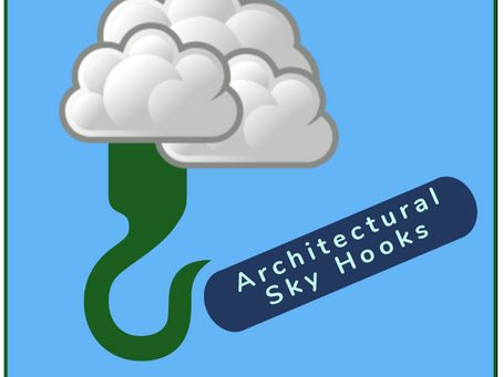 Architectural Sky Hooks!
