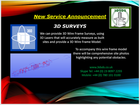 3D Surveys