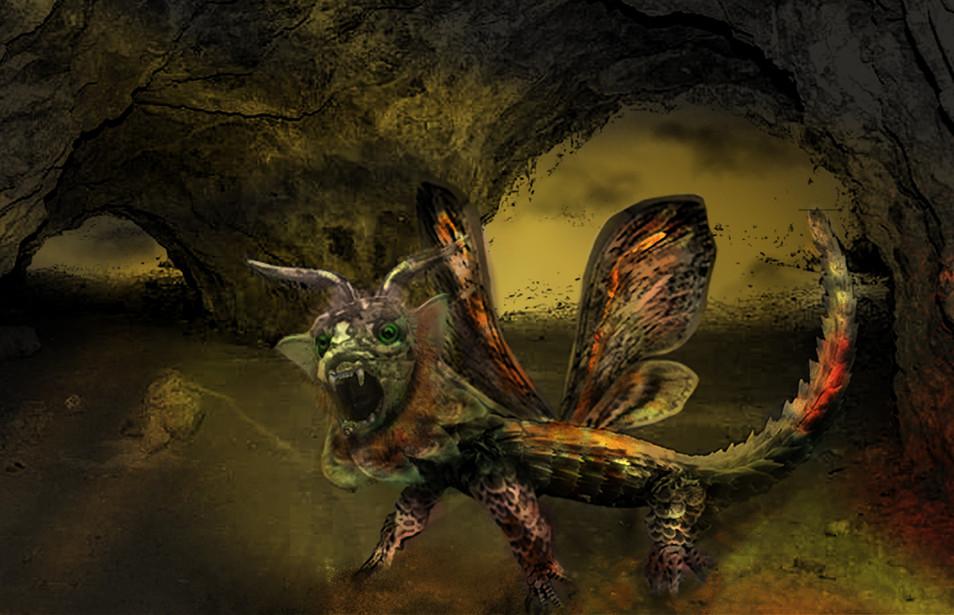Monsterous Creature