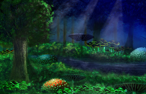 Scene Painting for a story