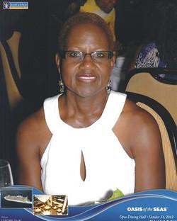 Anna Whigham (Vice-President)