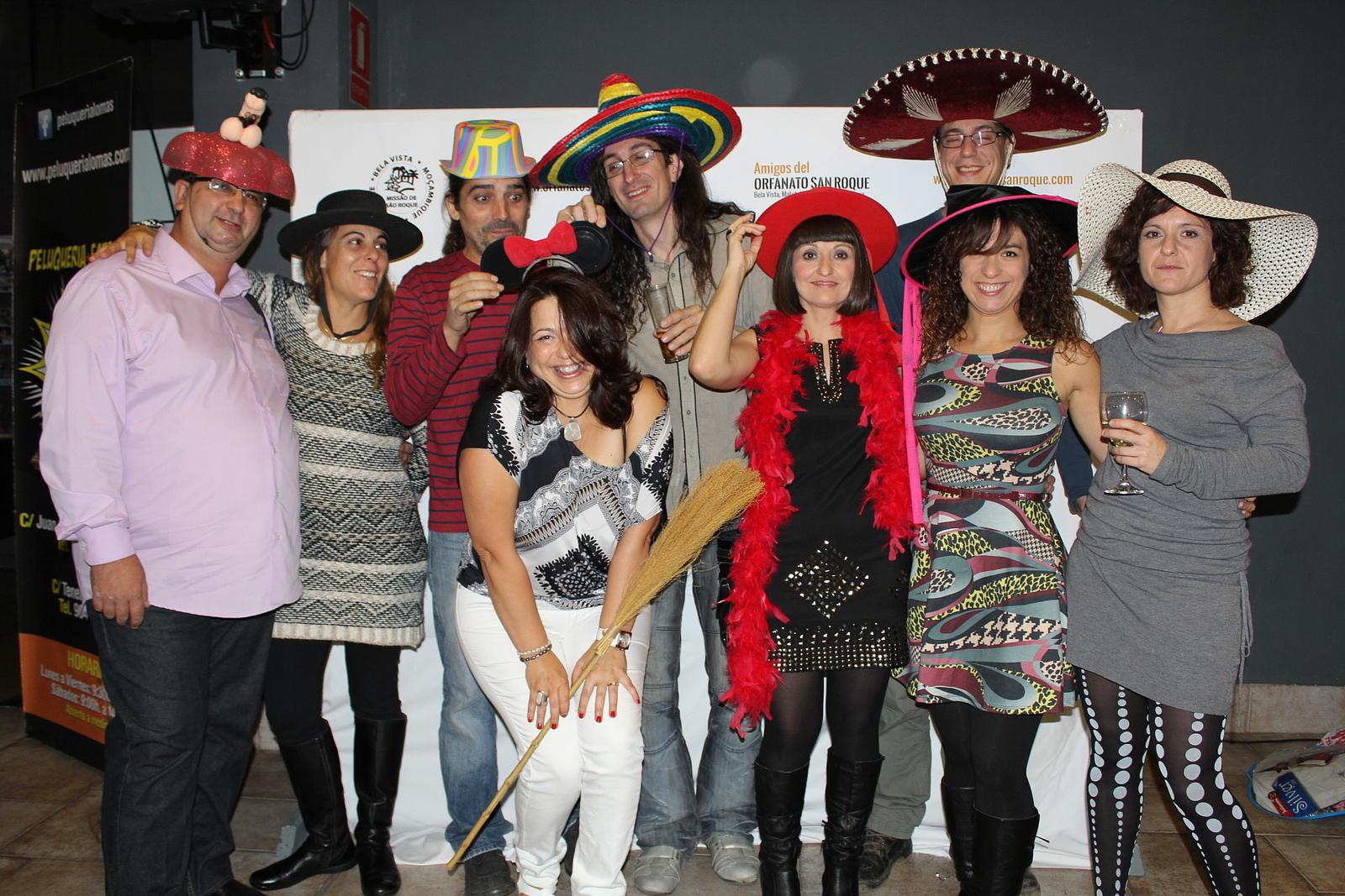 2013 - Cena Solidaria