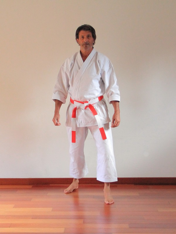 Kihon-dachi