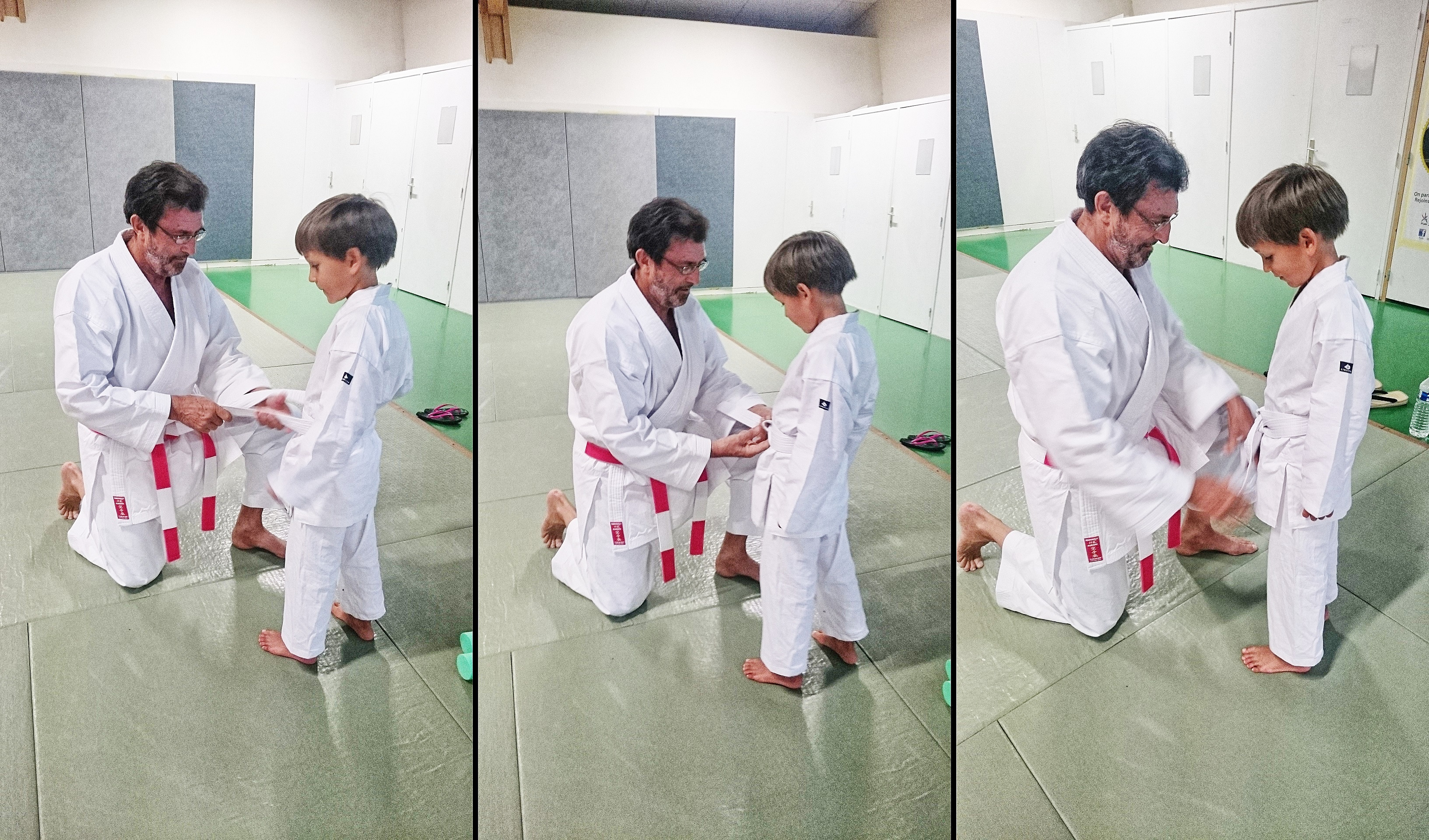 premier apprentissage