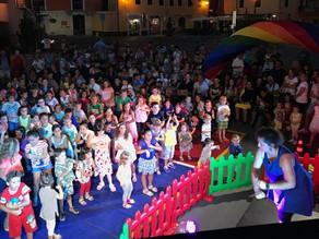 Diano Marina, al via il 'Giovedì Bimbi' con 'La Baby Dance di Fortunello e Marbella'.