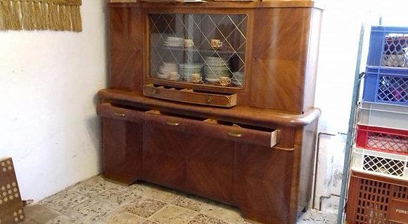 Antike Küchenkredenz