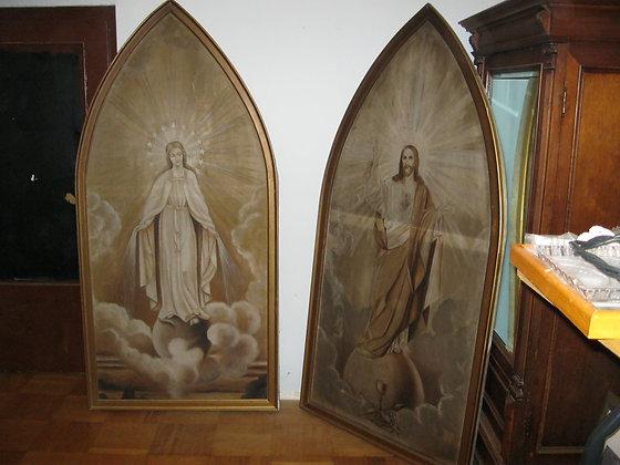 Große Heiligenbilder