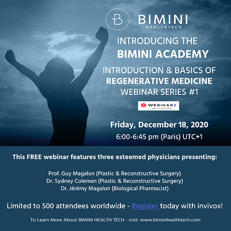Bimini Academy first webinar draft 12-14