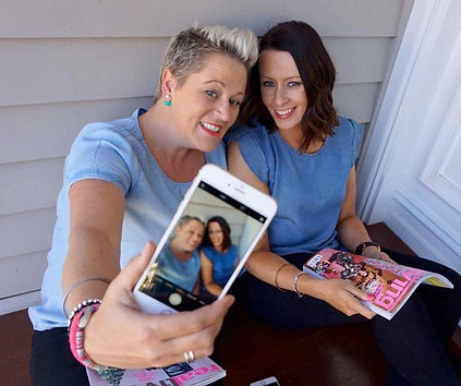 Kara Vaina & Bec Stenner - Social Media Authentic Brand Marketing Specialist and Content Management Werribee