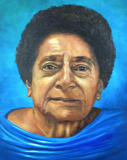 Dame portrait