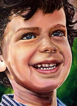 Enfant portrait