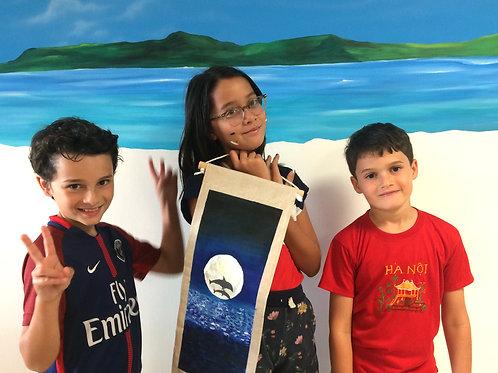 Stage vacances 3 enfants