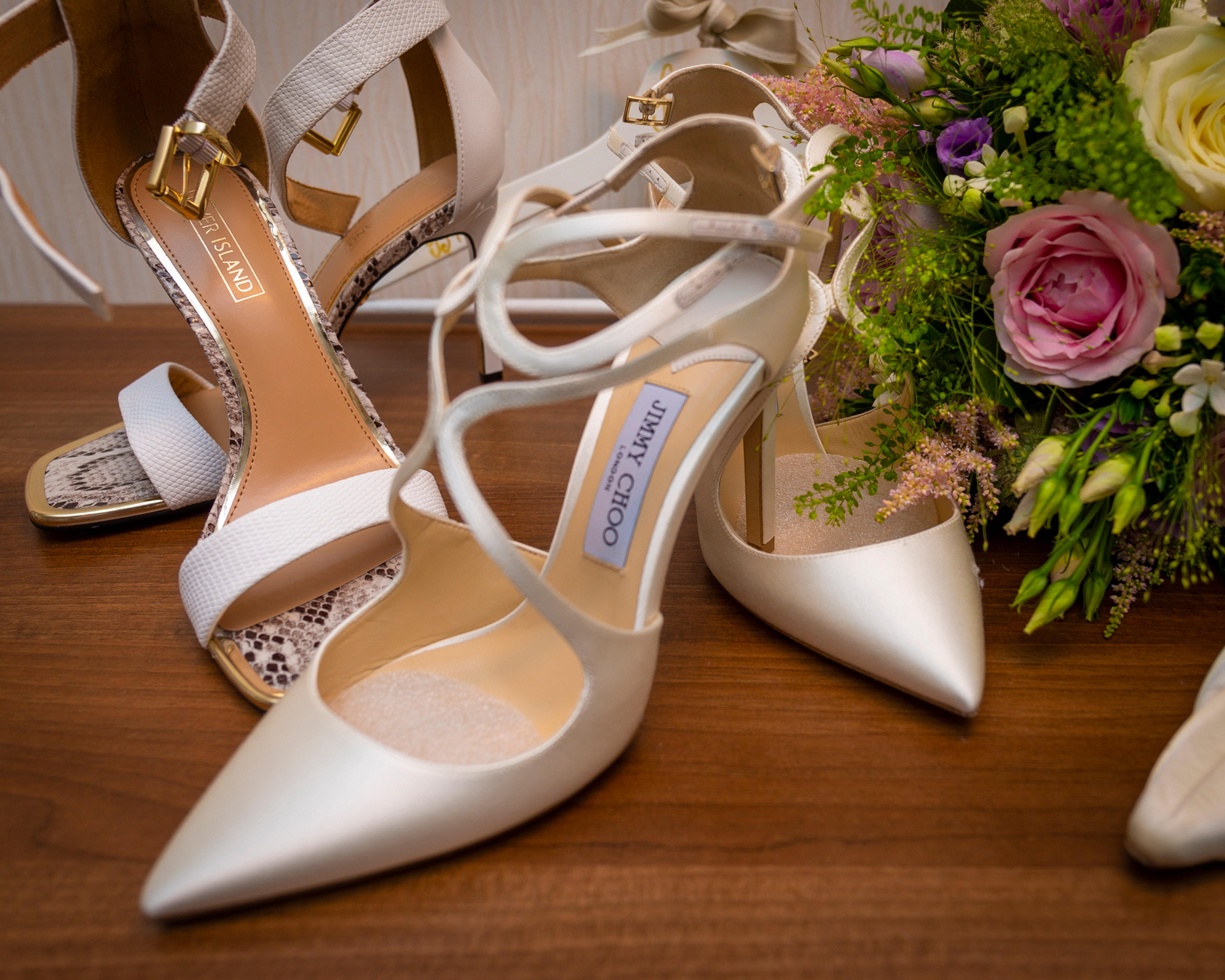 Gold Wedding Booking