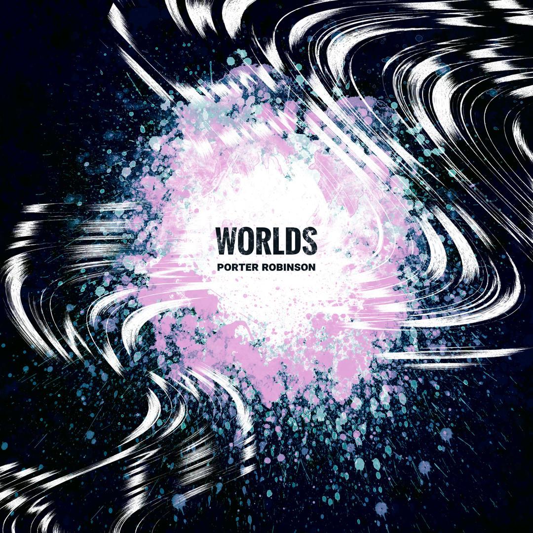 Worlds Album Redesign