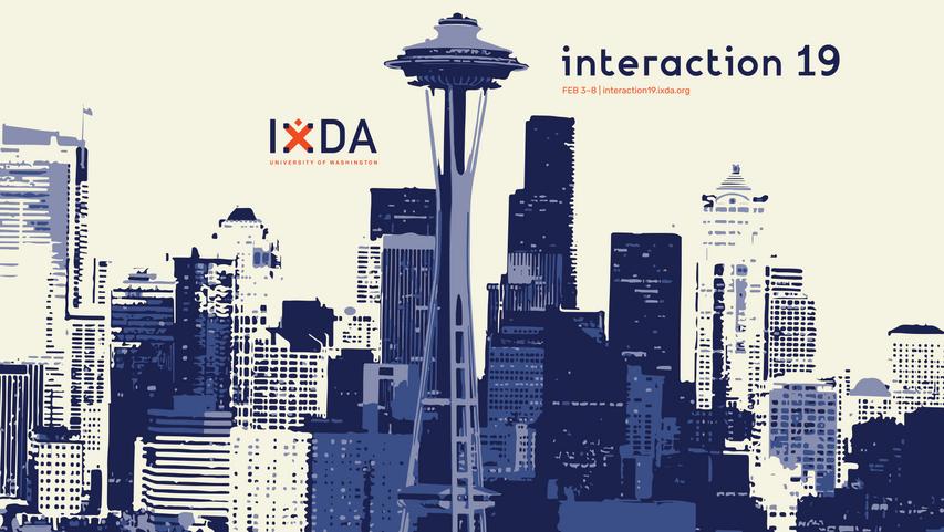Interaction 19 Banner Design