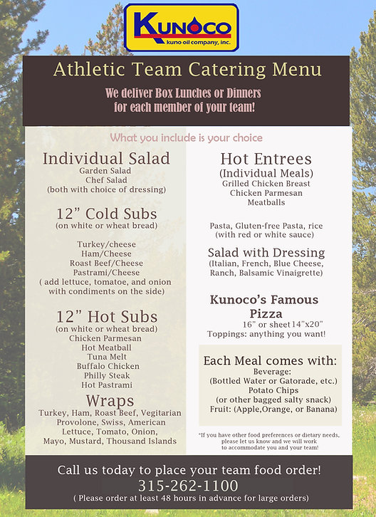 Athletic Team Catering Menu- Kunoco.jpg
