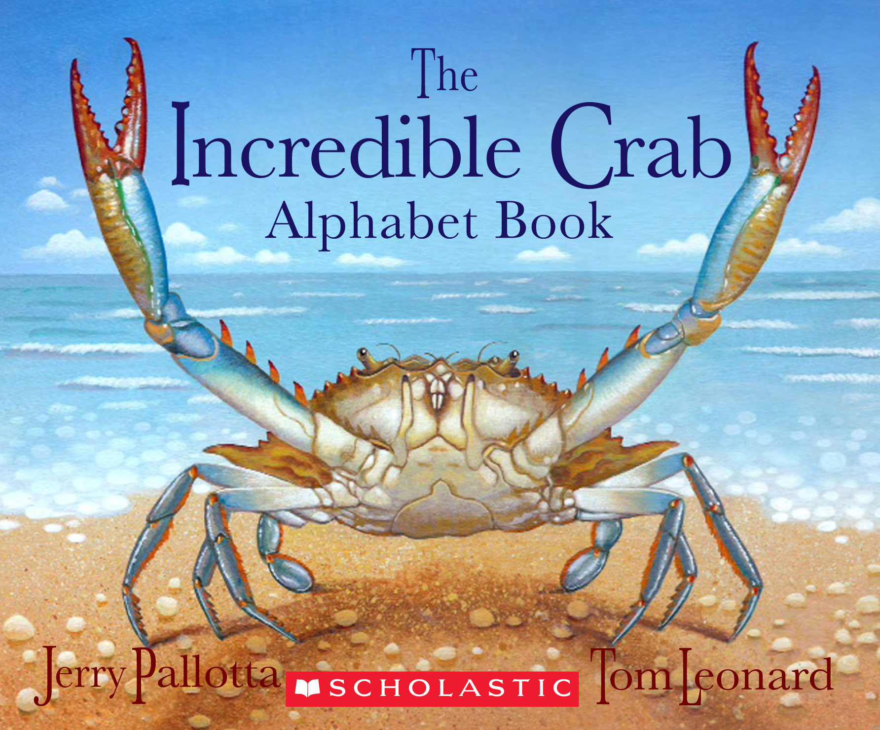 The Incredible Crab Alphabett