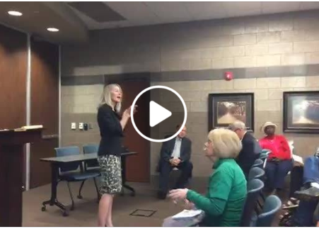 [VIDEO] Discussion of Question 1 to Cap Incentives at 50% of Property Value