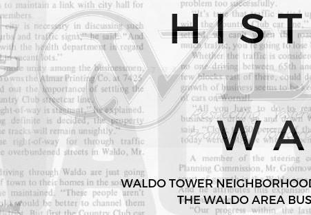 [VIDEO] Waldo History Event