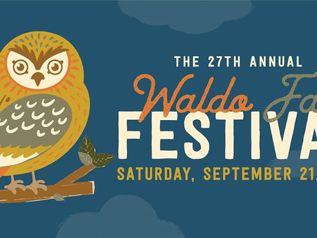 SEPT 21 - WALDO FALL FESTIVAL