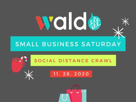NOV 28 - SMALL BUSINESS SATURDAY