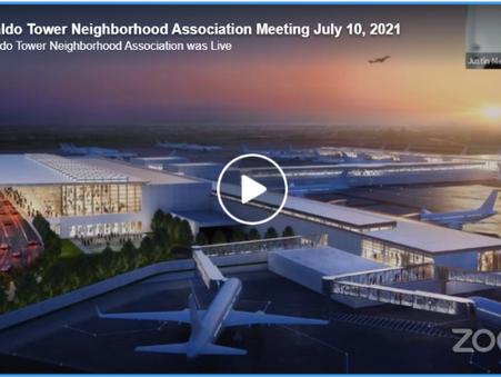 [VIDEO] JULY 10 - GENERAL MEETING
